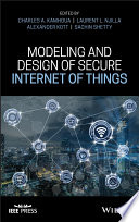 Modeling and Design of Secure Internet of Things Book