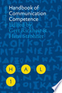 Read Online Handbook of Communication Competence For Free