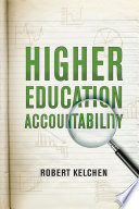 Higher Education Accountability
