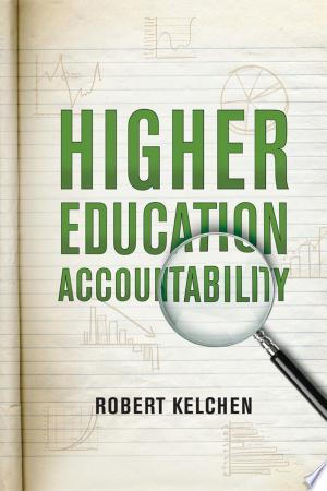 Download Higher Education Accountability Free Books - Dlebooks.net