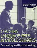 Teaching Language Arts in Middle Schools ebook
