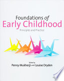 Foundations of Early Childhood Book