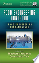 Food Engineering Handbook  : Food Engineering Fundamentals