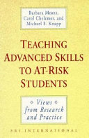 Teaching Advanced Skills to At Risk Students
