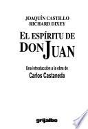 El espíritu de Don Juan