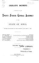 Legislative Documents
