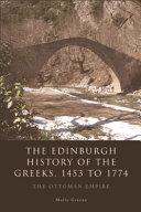 Edinburgh History of the Greeks, 1453 to 1768 [Pdf/ePub] eBook
