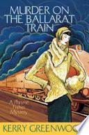 Cover of Murder on the Ballarat Train