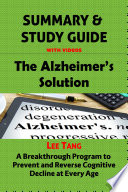 Summary   Study Guide   The Alzheimer s Solution Book