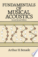 Fundamentals of Musical Acoustics