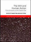 The Will and Human Action