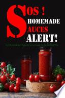 SOS  Homemade Sauces Alert  Book