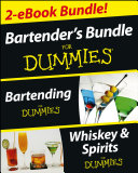 Bartender s Bundle For Dummies Two eBook Bundle
