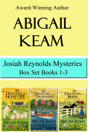 Josiah Reynolds Mysteries Box Set 1: Death By A HoneyBee, Death By Drowning, Death By Bridle (Mystery, Women Sleuths)