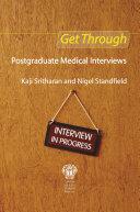 Get Through Postgraduate Medical Interviews