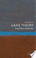 Game Theory  A Very Short Introduction