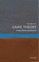 Game Theory: A Very Short Introduction Pdf