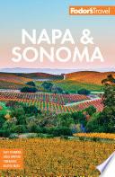 Fodor s Napa and Sonoma Book