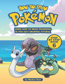 How to Draw Pokemon Step by Step Book 6