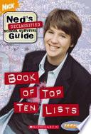 Book of Top Ten Lists