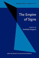 The Empire of Signs