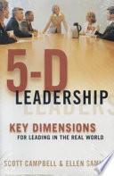 5 D Leadership