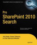 Pro SharePoint 2010 Search [Pdf/ePub] eBook
