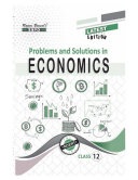 Problems and Solutions in Economics Class XII   SBPD Publications