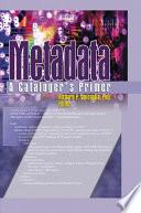 Metadata Book