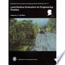 Land Surface Evaluation For Engineering Practice