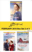 Love Inspired February 2016   Box Set 2 of 2