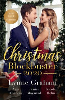 Christmas Blockbuster 2020/the Italian's Christmas Child/a Christmas Miracle/Billionaire Boss, Holiday Baby/Stone Cold Christmas Ranger
