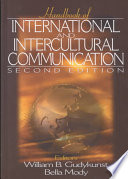 Handbook of International and Intercultural Communication Book PDF