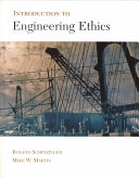 Introduction to Engineering Ethics Book