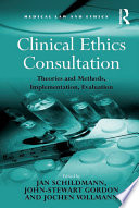 Clinical Ethics Consultation
