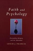 Faith and Psychology Book