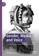 Pdf Gender, Media and Voice Telecharger