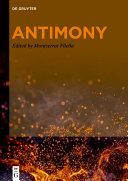 Antimony Pdf/ePub eBook