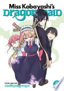 Miss Kobayashi S Dragon Maid Vol 6
