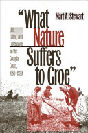 What Nature Suffers to Groe