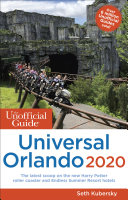 Unofficial Guide to Universal Orlando 2020