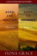 A Tuscan Vineyard Cozy Mystery Bundle (Books 4 and 5) Pdf/ePub eBook