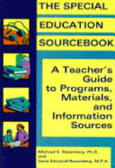 The Special Education Sourcebook