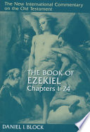 The Book of Ezekiel  Chapters 1 24 Book PDF