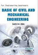 Basic of Civil and Mechanical Engineering  For Learners  Engineering Beginners
