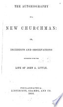 The Autobiography of a New Churchman