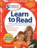 Hooked On Phonics Learn To Read Level 1