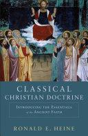 Classical Christian Doctrine [Pdf/ePub] eBook