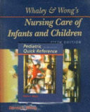 Whaley   Wong s Nursing Care of Infants and Children