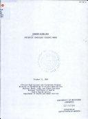 Program Guidelines